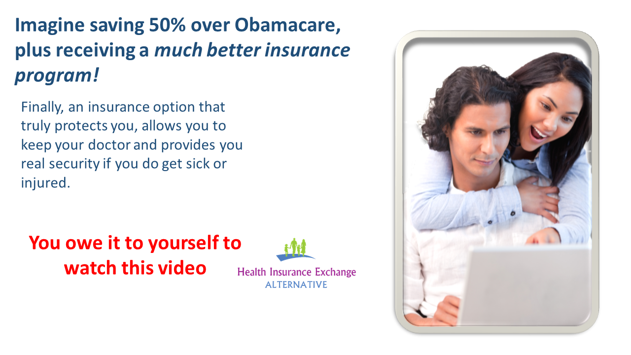Mark Deschene, Health Insurance Exchange Alternative